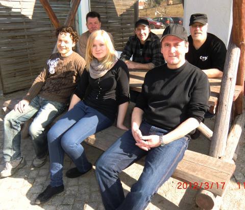 CRB 2012 - Dieter - Dietmar - Anna - Schmery - Torsten - Bodo