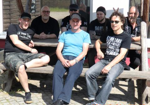 CRB 2014 - Bodo - Oppa Lars - Wolfgang - Schmery - Torsten - Dieter