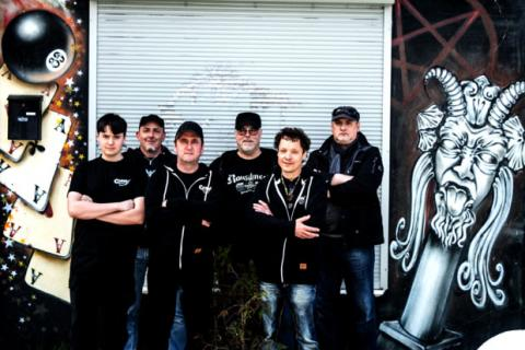 CRB 2015 - Bodo - Torsten - Schmery - Dieter - Thomas - Max